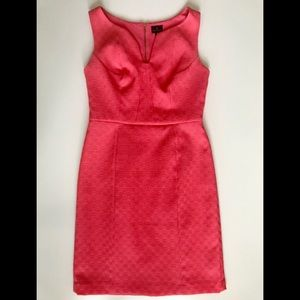 Worthington Sleeveless Coral Dress Size 8